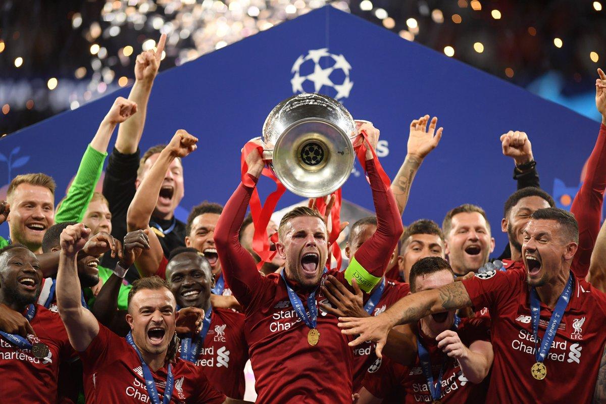 Ливерпуль чемпион