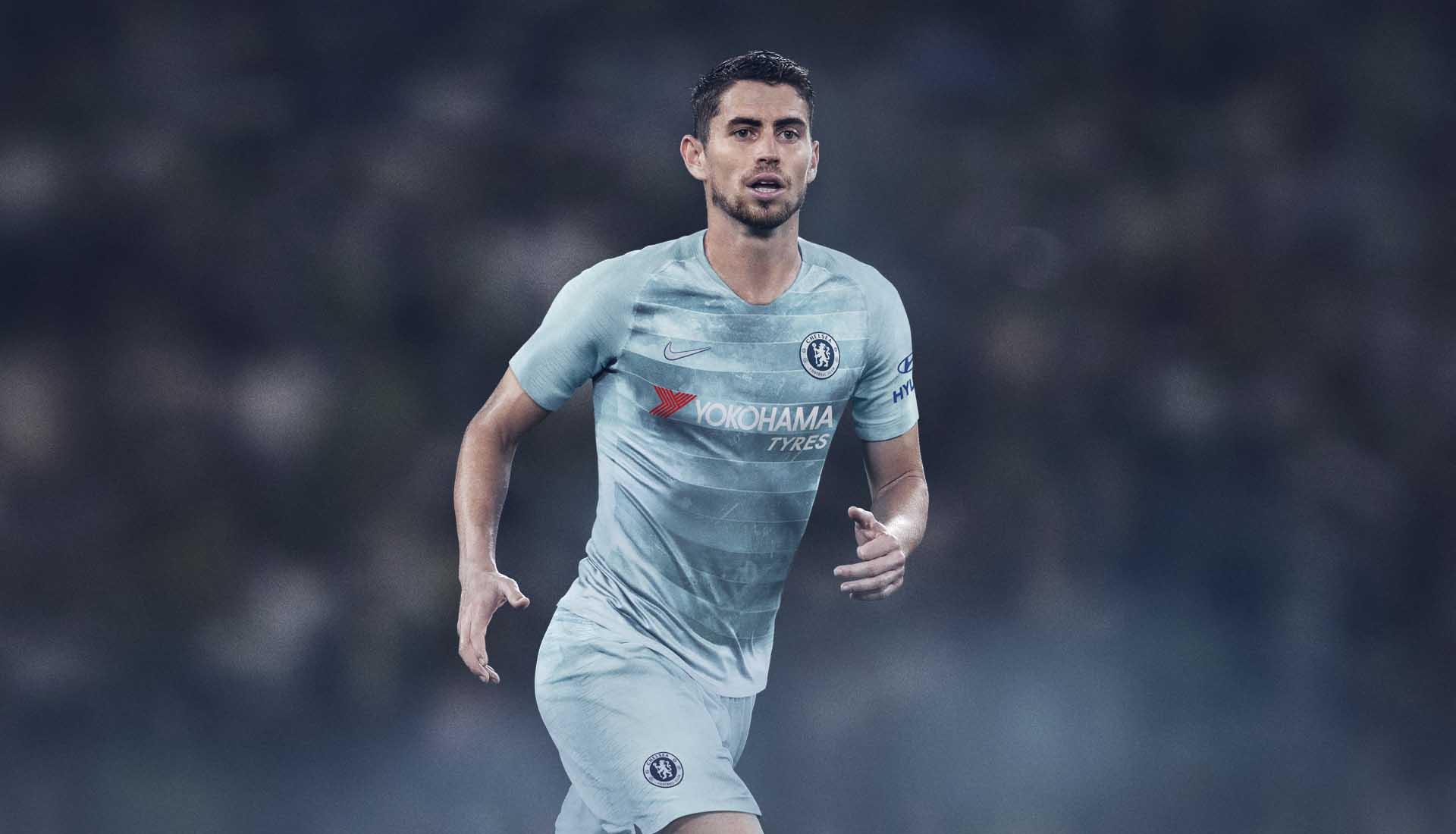 Новая третья форма Челси 2018 2019