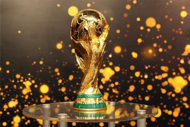О чемпионате мира по футболу.