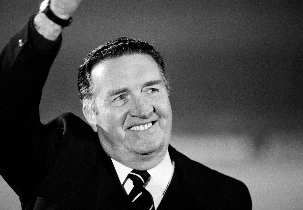 Джок Стейн - лучший тренер в истории Шотландии