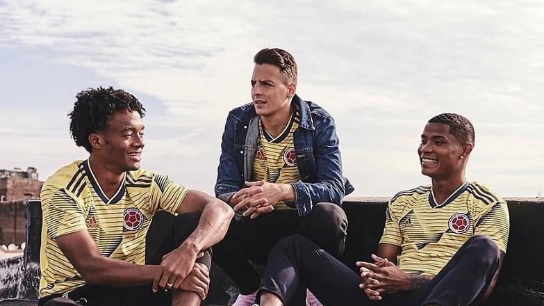 Форма сборной Колумбии 2019