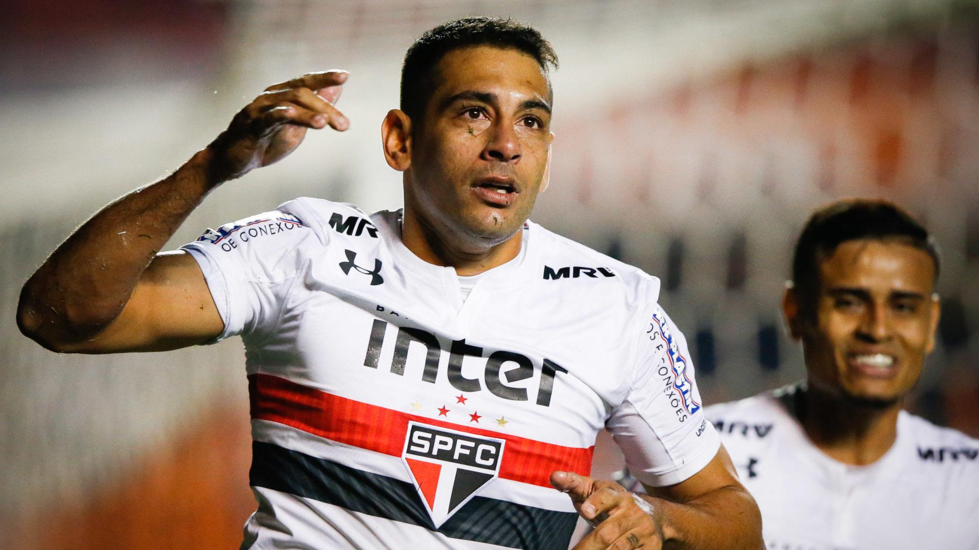 Игроки Сан-Пауло