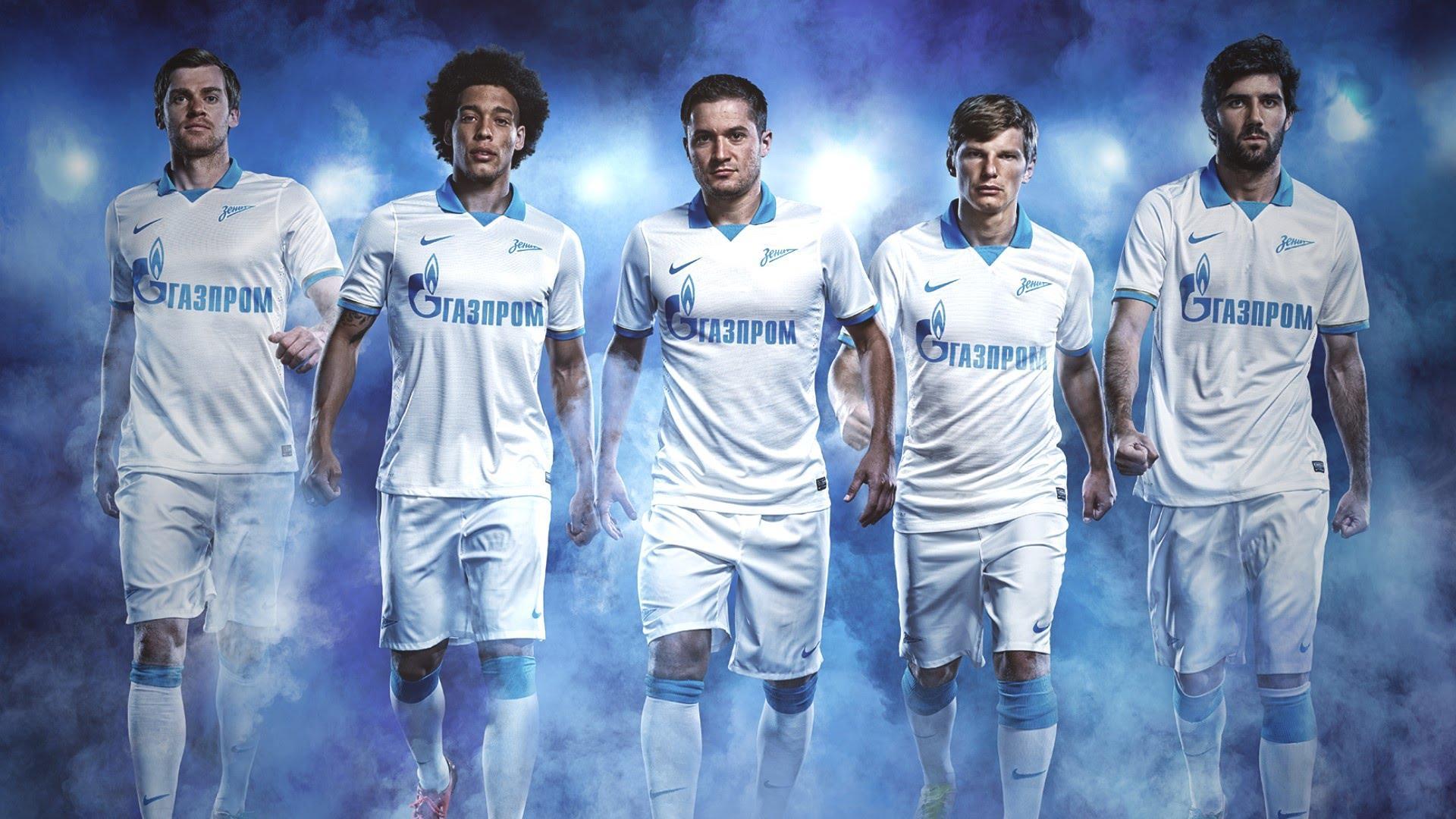"Футболисты ""Зенита"""