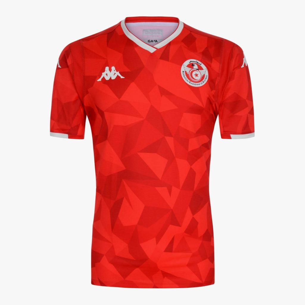 Домашняя форма сборной Туниса 2019