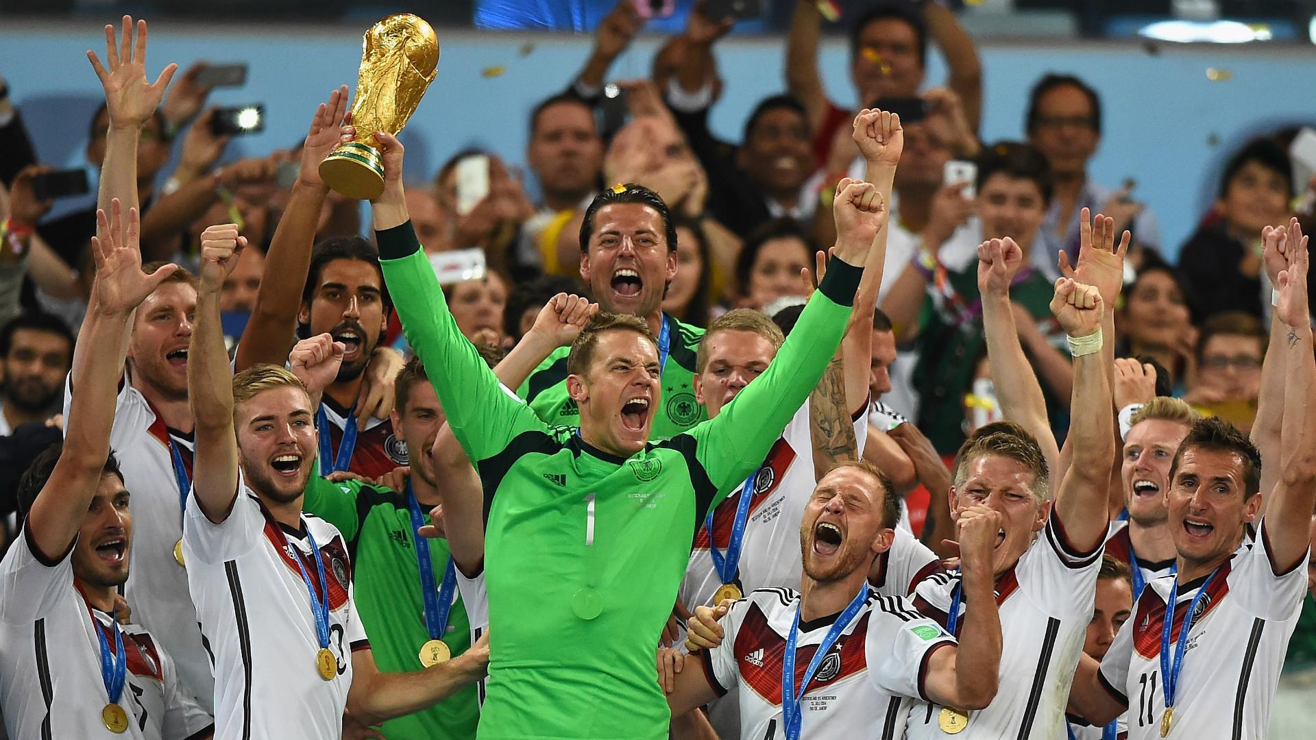 Германия - Победитель ЧМ 2014