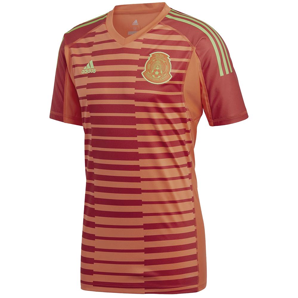 Третья форма сборной Мексики