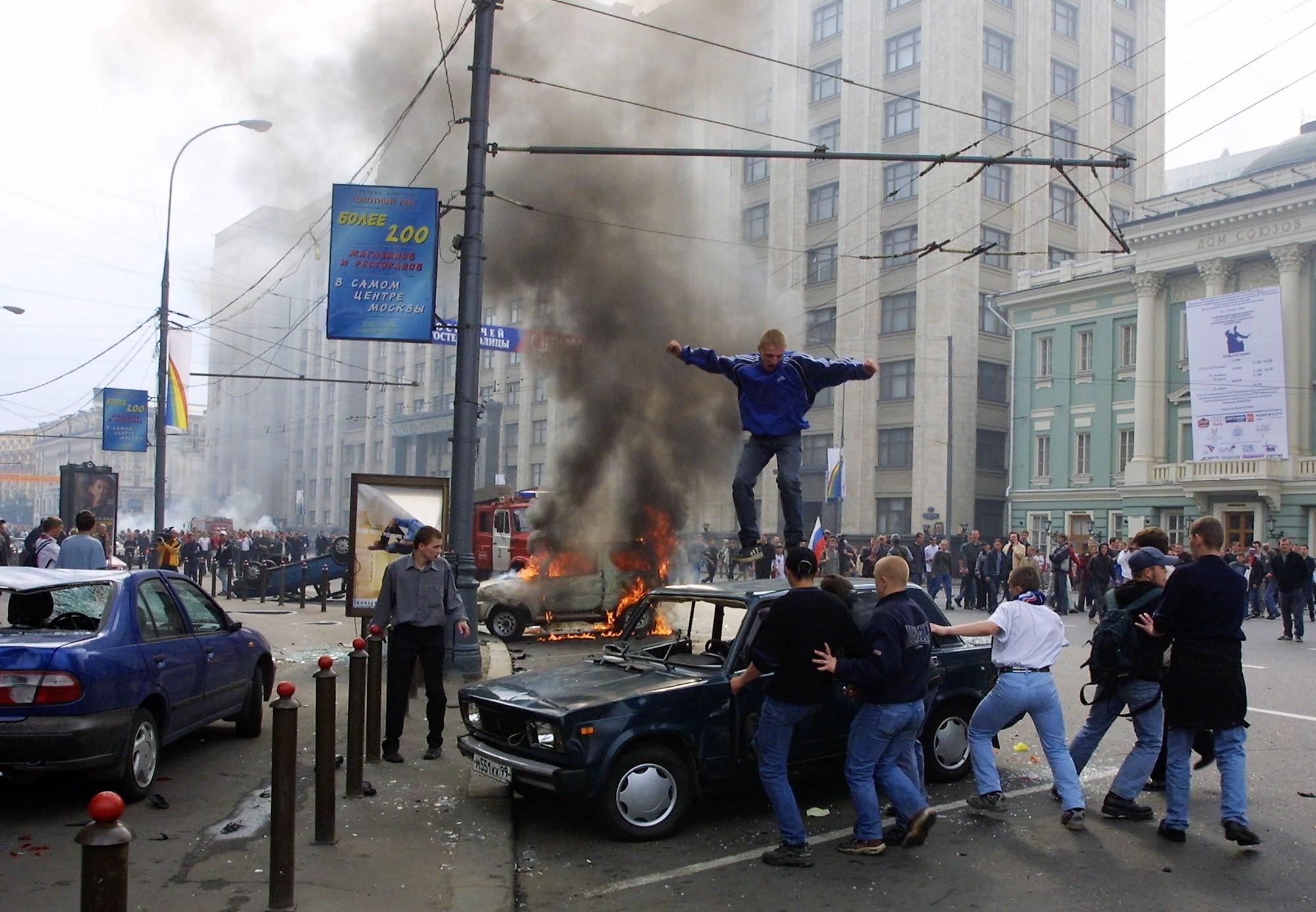 Москва тоже рядом