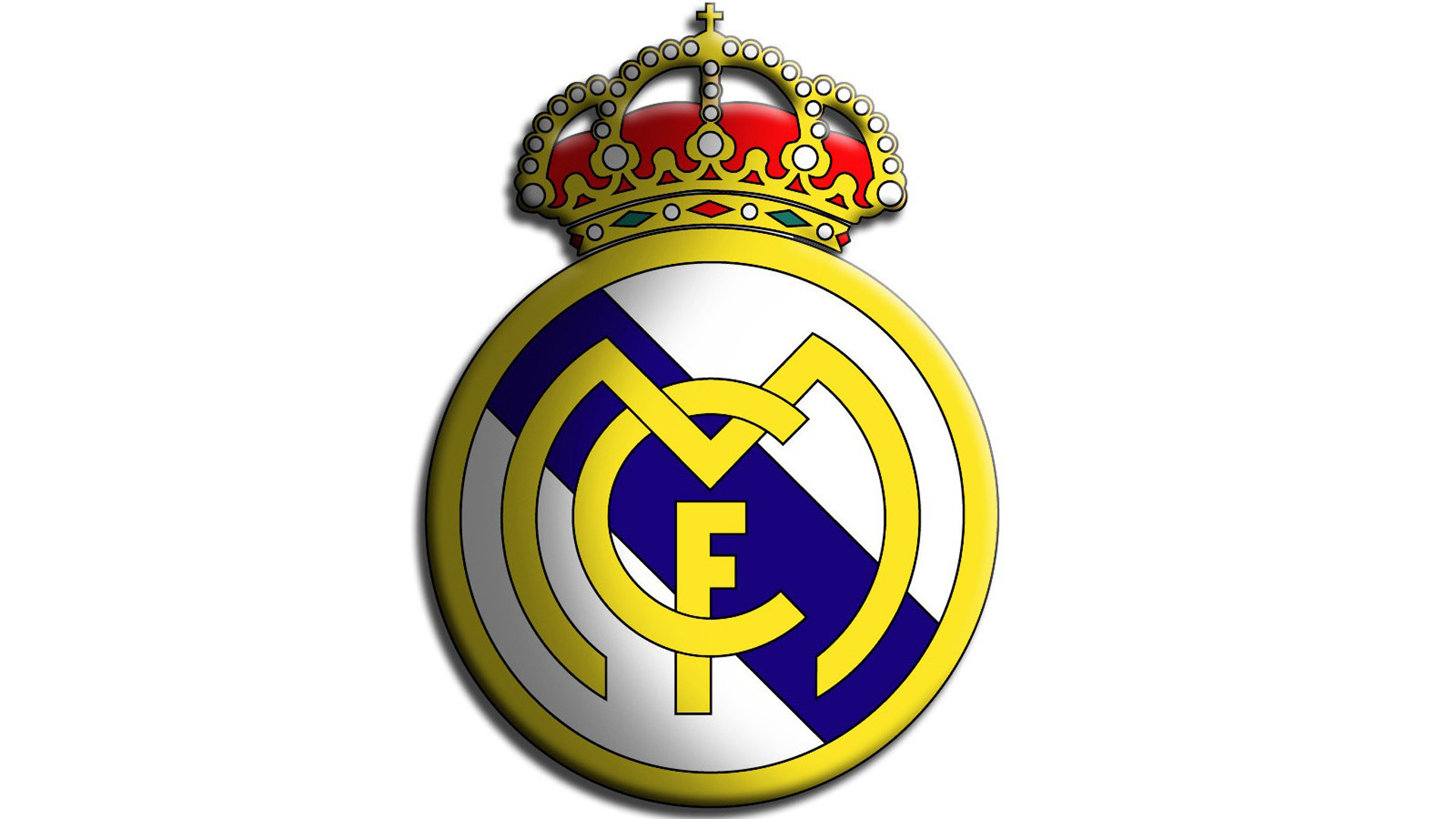 Эмблема Реала