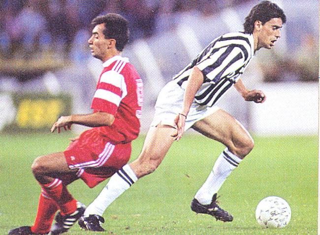 Назад в 1993 год: дебют Пьеро и Каррера, который покорял Москву