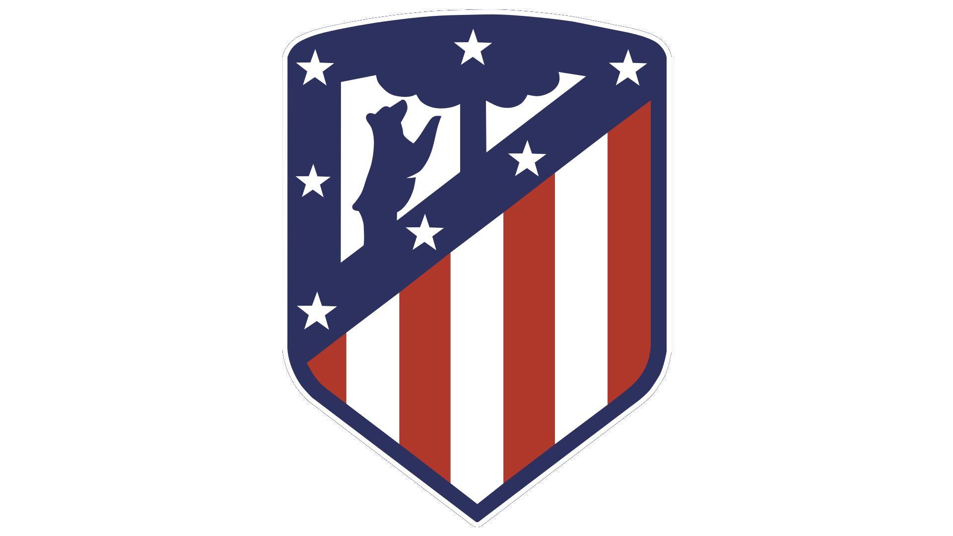 Эмблема Мадридского Атлетико
